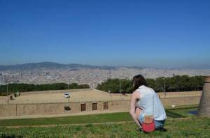 From Castell Montjuic and from the hills of Nova Trinitat are the most spectacular views of the city.
